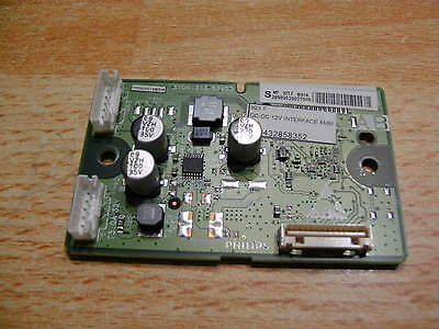 DC-DC Wandler Ambilight Board 3104.313 63255  für Philips LCD TV 37PFL9604H/12