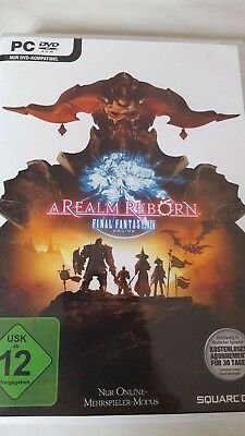Final Fantasy XIV 14 A Realm Reborn EU Download PC CD ohne Key Code