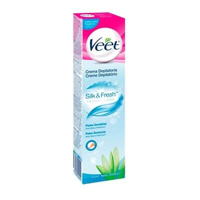 Crema Depilatoria Piel Sensible Veet 200 ml