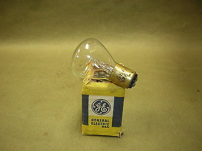 GE or Tung-Sol 1056 Marine Lamps 32 Volt DC Mini 50 CP Made in USA NOS
