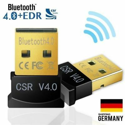 Bluetooth 4,0 Adapter Mini Usb Stick Bt V 4.0 Edr Dongle High Speed Csr Bis