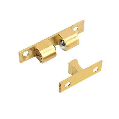 Brass Magnetic Catch Cupboard Door Latch Cabinet Catch Magnet Strong Clip Buckle