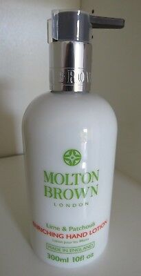 Molton Brown Lime & Patchouli Enriching Hand Lotion 300ml - New