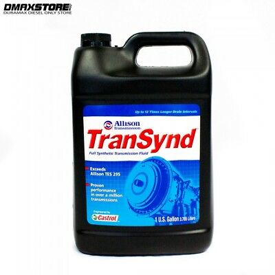 Allison Transynd Full Synthetic Transmission Fluid 1GAL