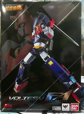 Bandai Soul of Chogokin GX-79 Voltes V F.A Full Action figure in stock!
