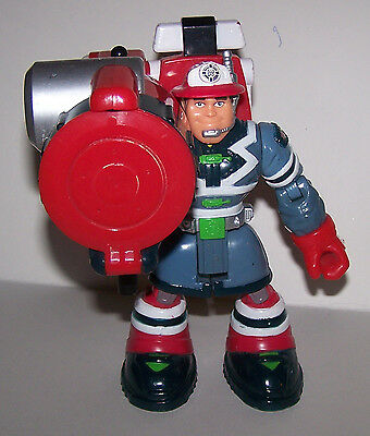 Sam Sparks - Rescue Heroes #C4347 Fisher-Price c.2001 Mattel
