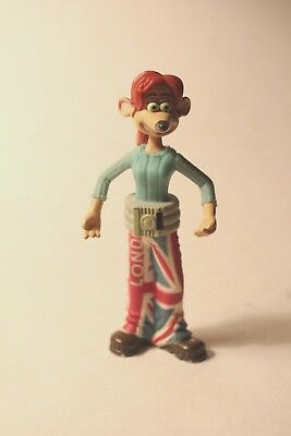 2006 rita the rat mouse 5 flushed away mcdonald s action figure 2
