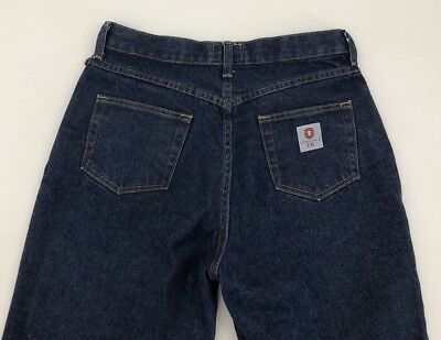 Tyndale FR Fire Flame Resistant Jeans Womens Size 10 / 10XU 30 x 32 HRC 2 T10
