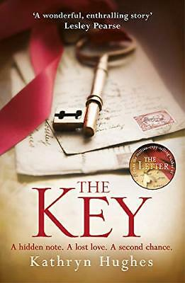 The Key: The most gripping heartbreaking bo by Kathryn Hughes New Paperback Book