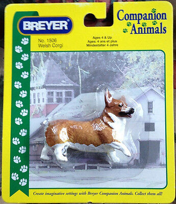 Breyer Companion Welsh Corgi #1506 dog