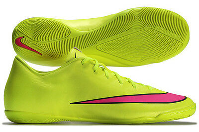 best loved f8082 7b3fe Nike Mercurial Victory V Ic Homme D Intérieur Chaussures de Football Style