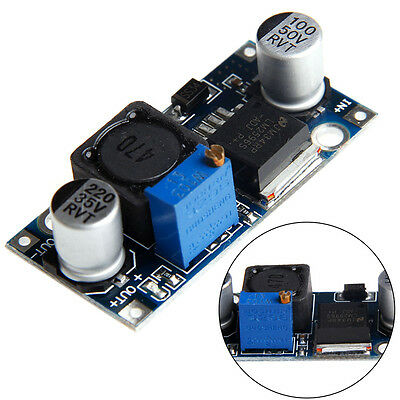 10pcs Mini Power Supply Step-Down Module LM2596S 3A DC to DC Buck Converter New