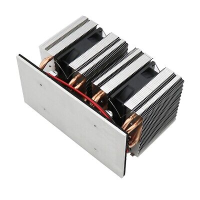 12V Electronic Cooler Semiconductor DIY Refrigerator Cooling Radiator System