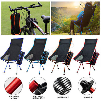 Lightweight Ultra-Light Folding Camping Chair Portable Outdoor Fishing BBQ Seat