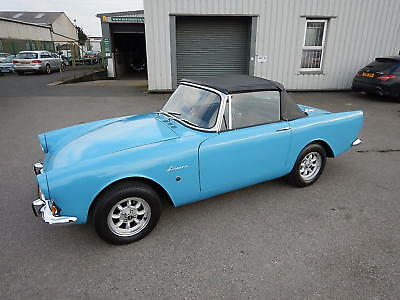 1967 SUNBEAM ALPINE Series V ~ Manual with Overdrive