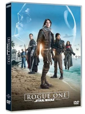 ROGUE ONE A STAR WARS STORY DVD film NUOVO italiano