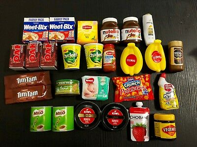 *PRICEDROP* Coles Little Shop Mini Collectables - ONLY choose what you need!