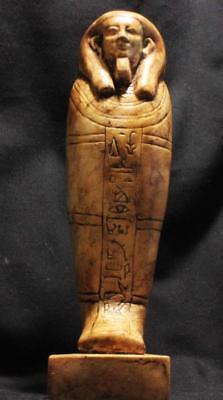 ROYAL EGYPTIAN USHABTI Middle Kingdom stone statue ancient replica