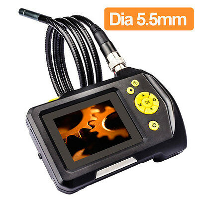 Waterproof Video Photo Inspection Camera Endoscope Digital Tube Scope Borescope