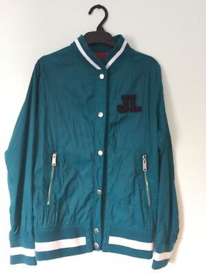 Green Jacob Lee London Jacket Age 11-12 See Description