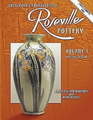Collectors Encyclopedia of Roseville Pottery-ExLibrary