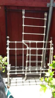 Antique Victorian child's crib