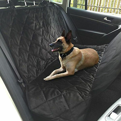 Waterproof Dog Car Seat Cover for Cat Pet SUV Van Back Rear Bench Hammock Travel