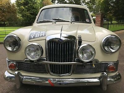 1962 Riley One Point Five 1.5 Historic Rally/Competition Car