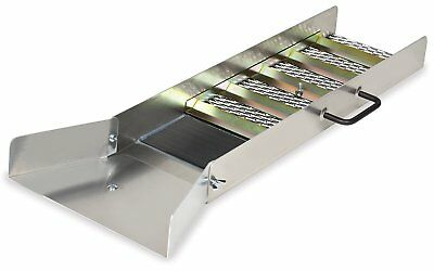 Stansport Gold Sluice Box Mining Aluminum Prospecting Panning Portable Pan 30in