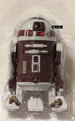 "Star Wars Clone Black Series LOOSE 3.75/"" Figure R7-D4 Plo Koon/'s Astromech Droid"