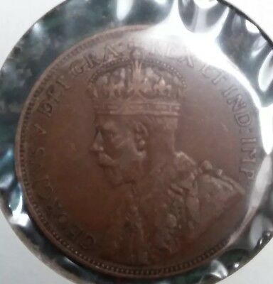 1918 Canada 1CENT Coin