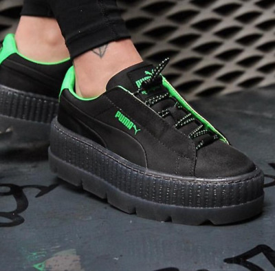 new arrival aa5e6 b7c9d NEW $140! FENTY x PUMA Women's Cleated Creeper Surf By Rihanna