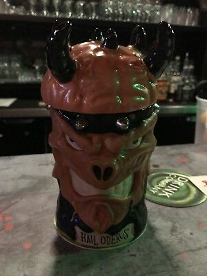 GWAR Oderus Urungus Mug. Only 90 Made. Pop Up bar