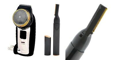 Contour Personal Shaver Hypoallergenic Razor Micro Trimmer Hair Removal Man Lady