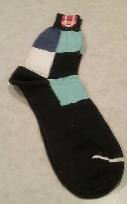Wedgefield Hosiery Sportsman nos style socks with label Kresge Building