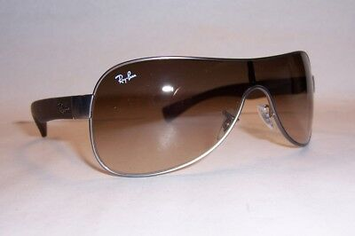cd223924ee RAY-BAN RB3471 029 13 Youngster Gunmetal Brown Gradient Unisex ...
