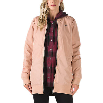 04cce63a477bb VANS WOMEN'S BOOM boom quilted jacket olive! - $69.95 | PicClick