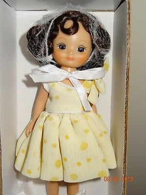 """Tonner """"Betsy's Whimsy"""" 8"""" Betsy McCall Collectible Doll, New Mint in Box"""