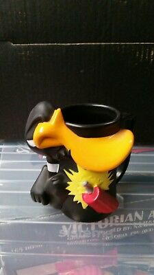 KFC daffy duck  Mug Warner Bros Looney Tunes 1995 Collectible Plastic Cup