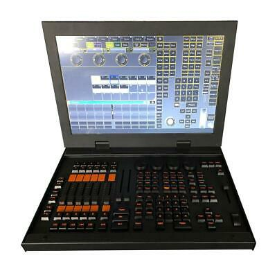 Laptop format Mini onPC command wing console light DMX controller works with MA