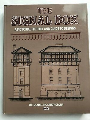 The Signal Box - Pictorial History And Guide To Designs GWR BR LNER LMS Book