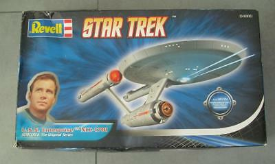REVELL STAR TREK U.S.S. ENTERPRISE NCC-1701 # 04880 ca. 50 cm ! in OVP ungebaut