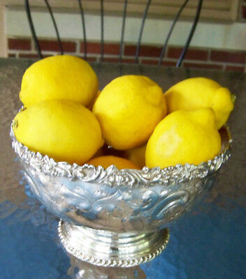 MAPPIN and WEBB CENTERPIECE PUNCH FRUIT SERVING BOWL from large fine collection