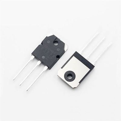 10PCS K3878 2SK3878 TOS MOSFET N-Ch FET RDS TO-3P