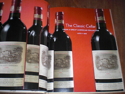 6   x    CATALOGUES   :   CLASSIC  CELLAR  .   RARE  &  OLD   WINE  +   RESULTS