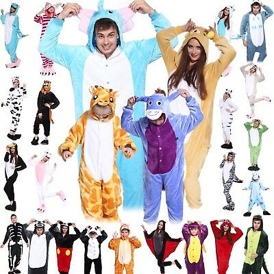 pyjamas adultes unisexe Kigurumi cosplay costume animal Onesie1 stitch