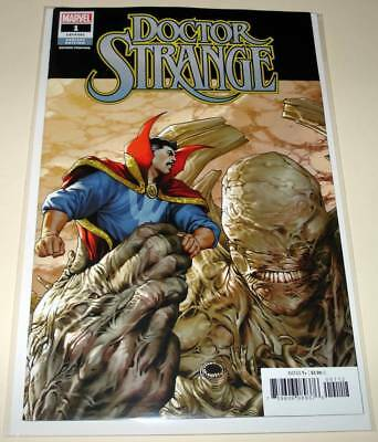 DOCTOR STRANGE # 1 Marvel Comic (September 2018)  NM  2nd PRINTING VARIANT