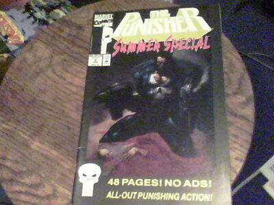 The Punisher Summer Special # 2 Aug 1992 Marvel