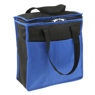 Lunch Box Bag Tote Insulated Food Cooler Outdoor Camping Picnic Beach Travel