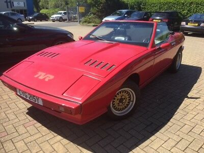 TVR TASMIN 280i - V6 COLOGNE - 1982 - GOOD PROVENANCE - NEW MOT